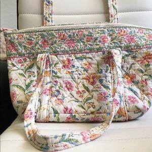 Vera Bradley Tote Bag white